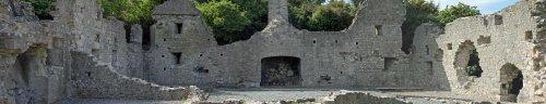 130522TGBLDG4-Llys Euryn ruins (all)-Bryn Euryn