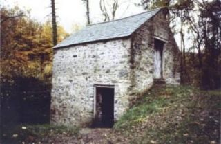 Exterior view of the Gorse Mill  at St Fagans National History Museum