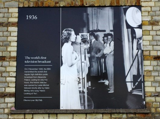 Alexandra Palace is where the first BBC broadcast was made