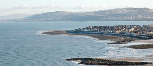 Rhos Point from the Little Orme